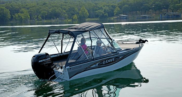 Lowe boats fs175 deep v boat aluminum fish and ski boat for Aluminum fish and ski boats