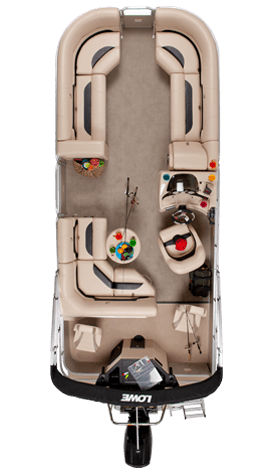 Sport Fish SF232 Overhead Closed