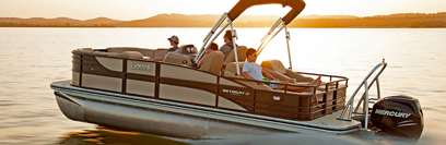 BUYING A PONTOON BOAT