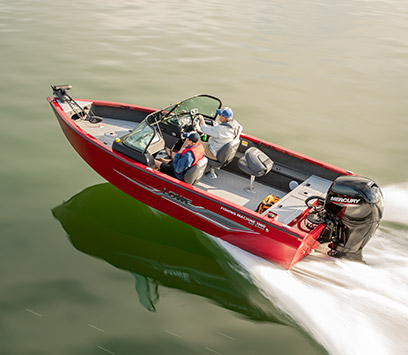 Lowe Boats – Aluminum Fishing Boats, Bass Boats, Jon Boats, Hunting ...
