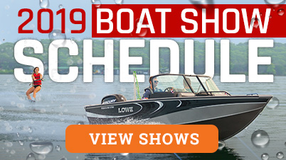 2019 Boat Show Schedule