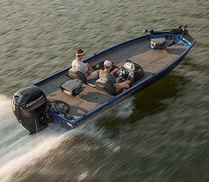 2020 Multi-Species Mod V Aluminum Bass & Crappie Boats