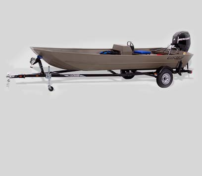 Lowe 2019 Jon Aluminum Boats