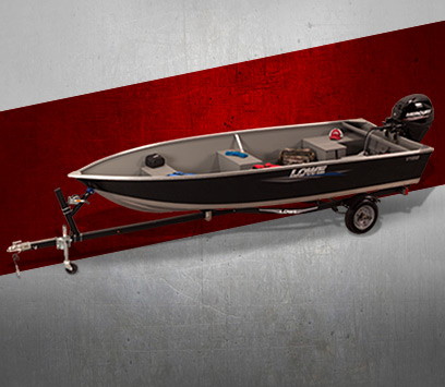 2020 Utility Aluminum Boats - Small Fishing Boats | Lowe Boats