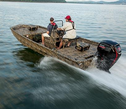Roughneck Series Aluminum Jon Boats   Lowe Boats