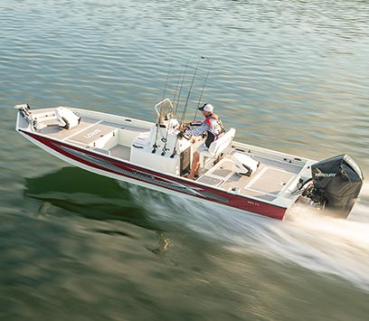 2020 Aluminum Center Console Bay Boats Lowe Boats
