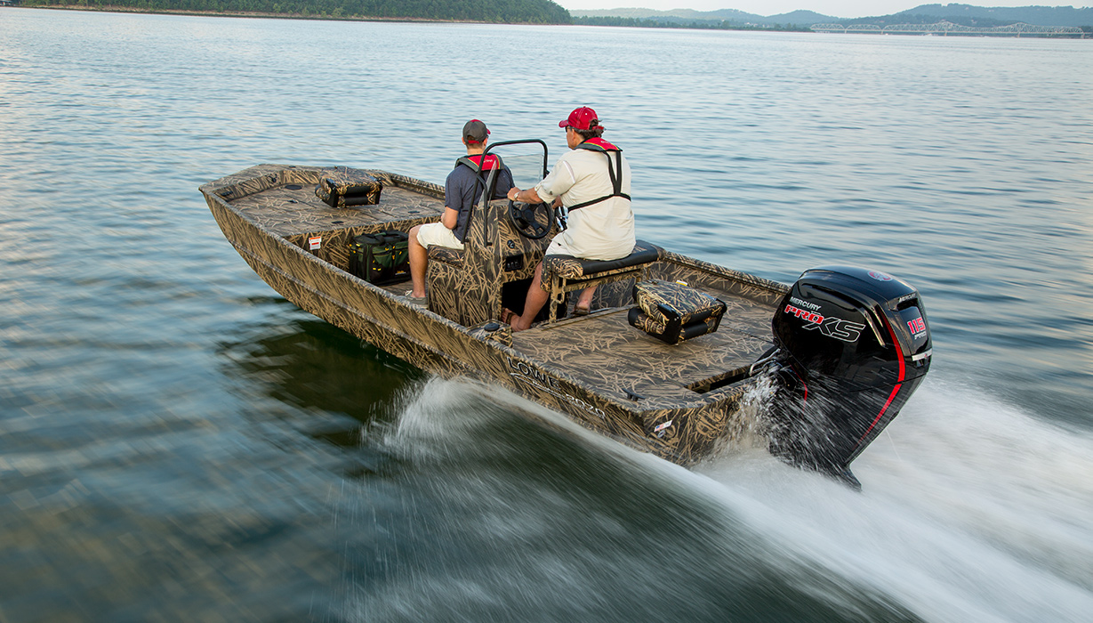 roughneck 2070 cc lowe boats - 1229×700