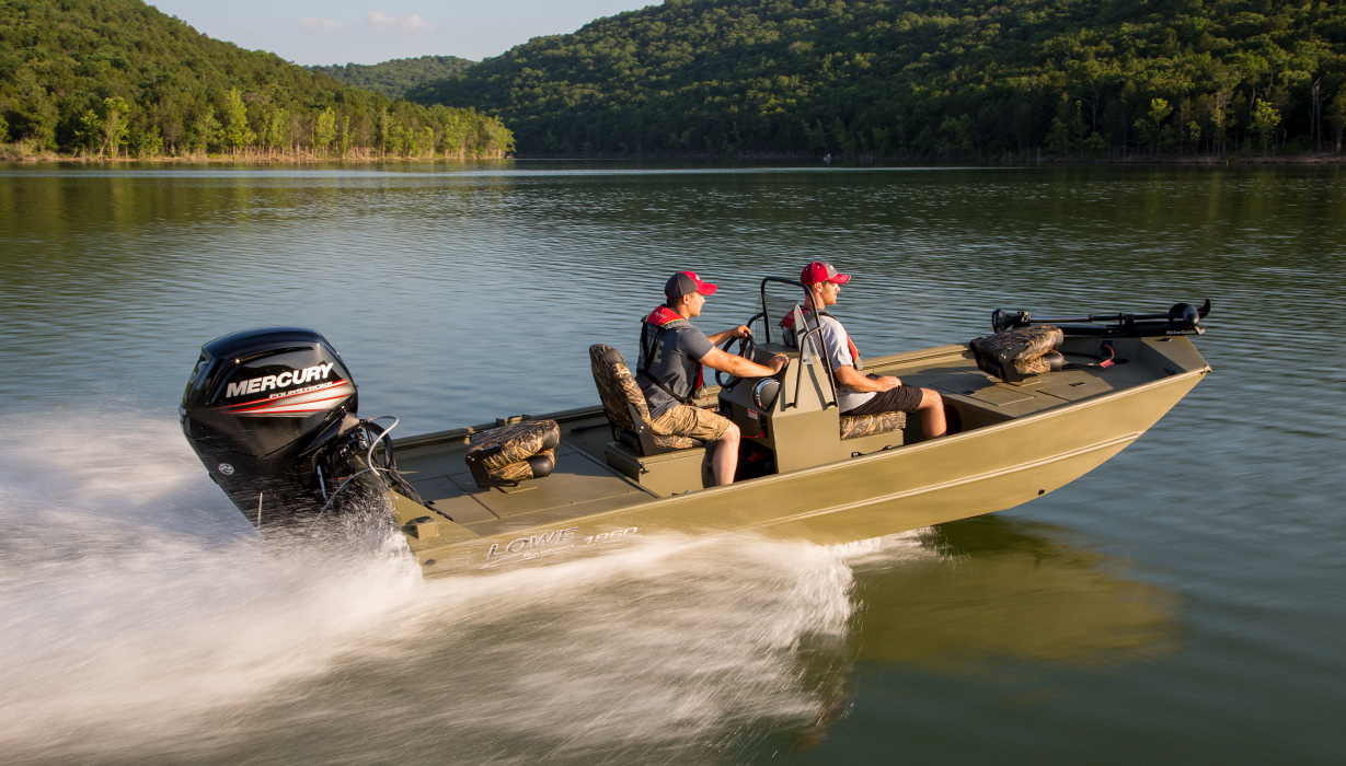 2018 roughneck 1860 tunnel jet fishing and hunting boats for Jet fishing boat