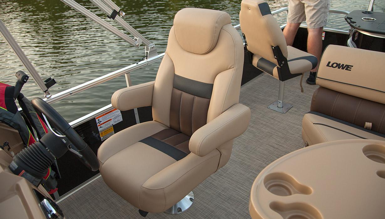 2018 Pilot Seat