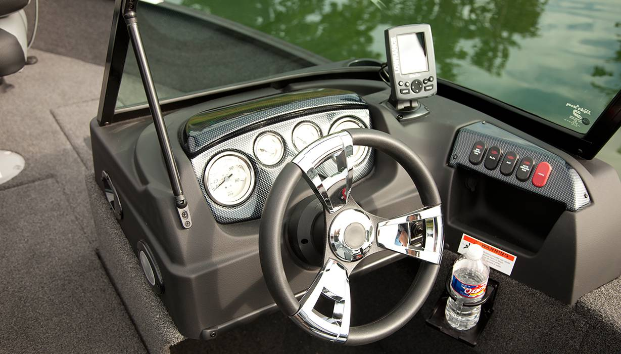 Hi Fm 165 Pro Wt   Steering Console