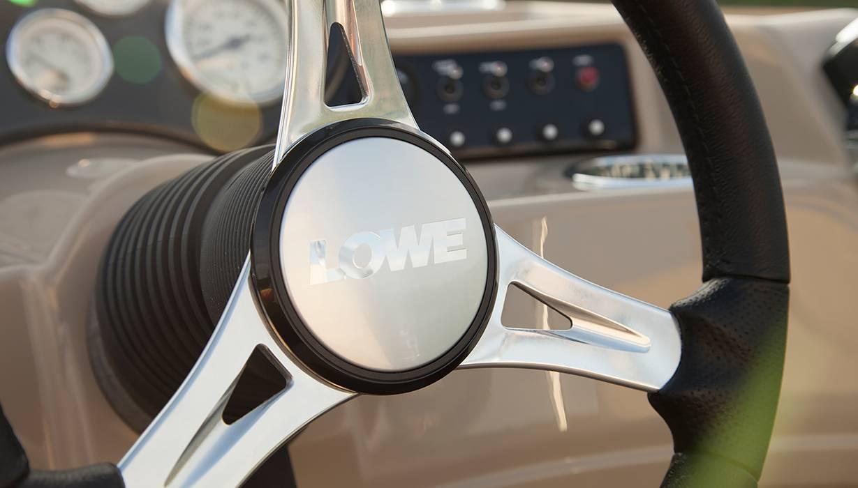 Hi Ss 230 Rfl   Steering Wheel