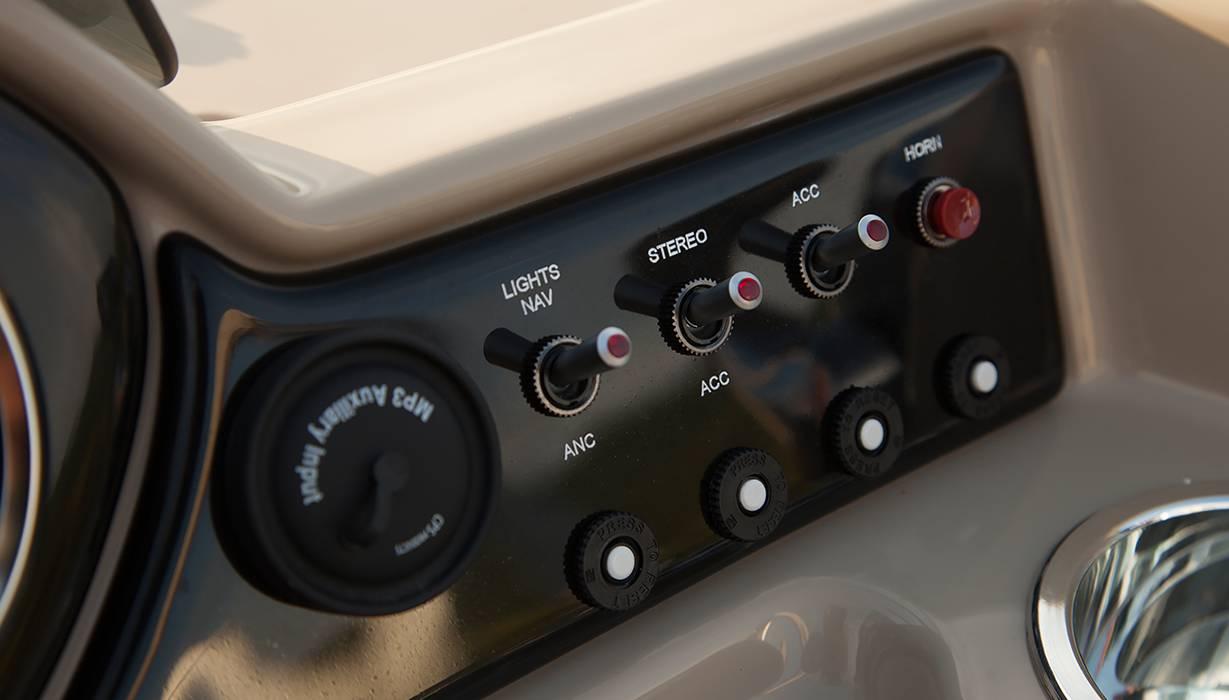 Hi Ss 230 Rfl   Control Panel