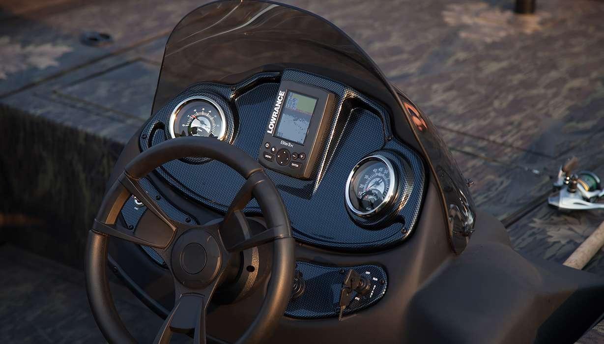 Hi St 195   Steering Console (1)