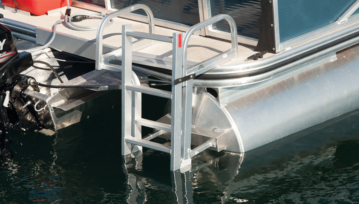 Swim Ladder and Platform