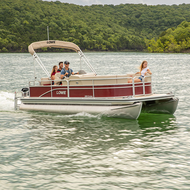 Swell 20 Ultra 200 Cruise Pontoon Boat Lowe Boats Andrewgaddart Wooden Chair Designs For Living Room Andrewgaddartcom