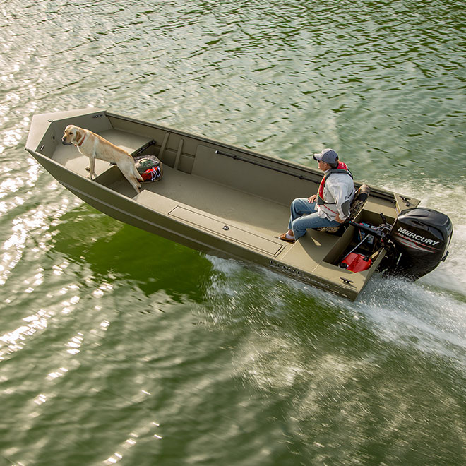 2020 Roughneck 1860 Jon Fishing And Hunting Boats Lowe Boats