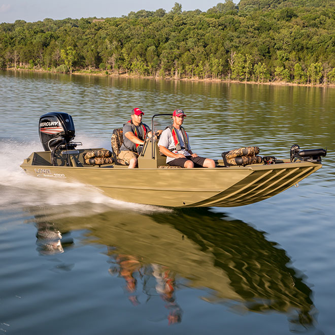 2020 Roughneck 1860 Tunnel Jet and Hunting Boats ... on
