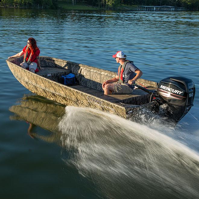 2020 Roughneck 1760 Jon Boat Aluminum Hunting Boats Lowe