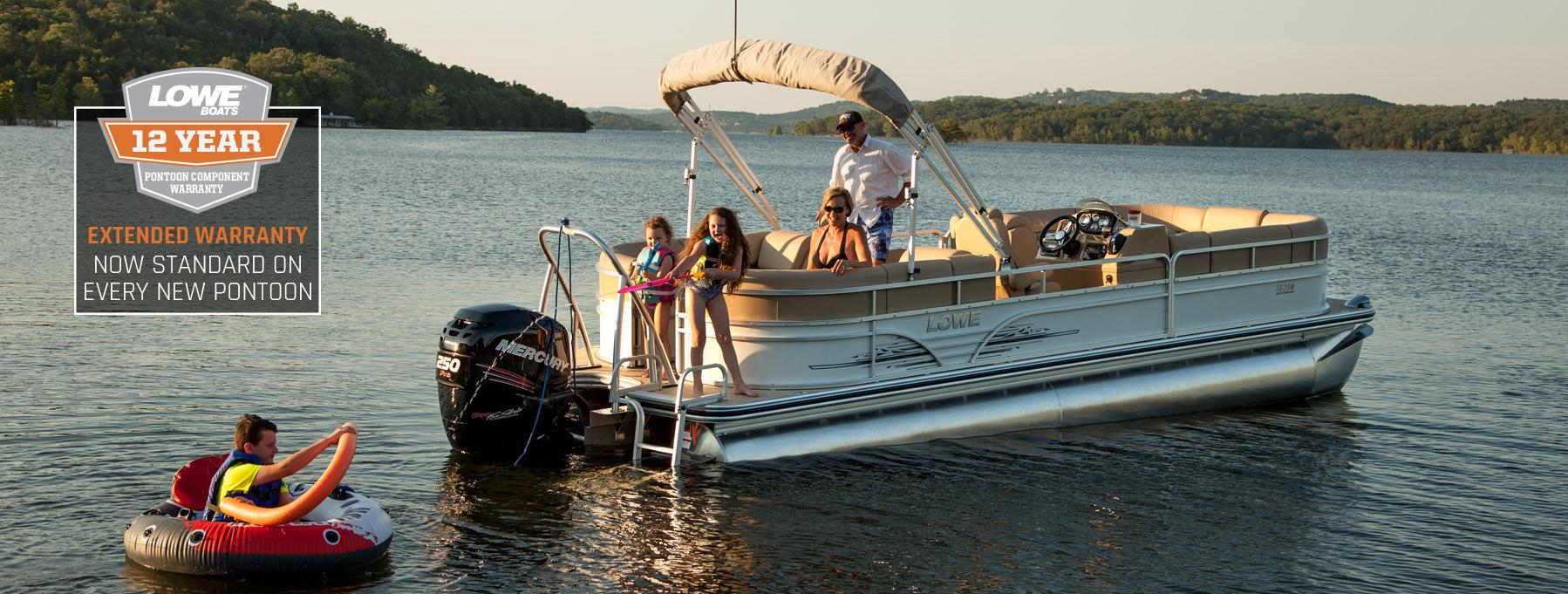 Best Prop For 24 Ft Pontoon Boat