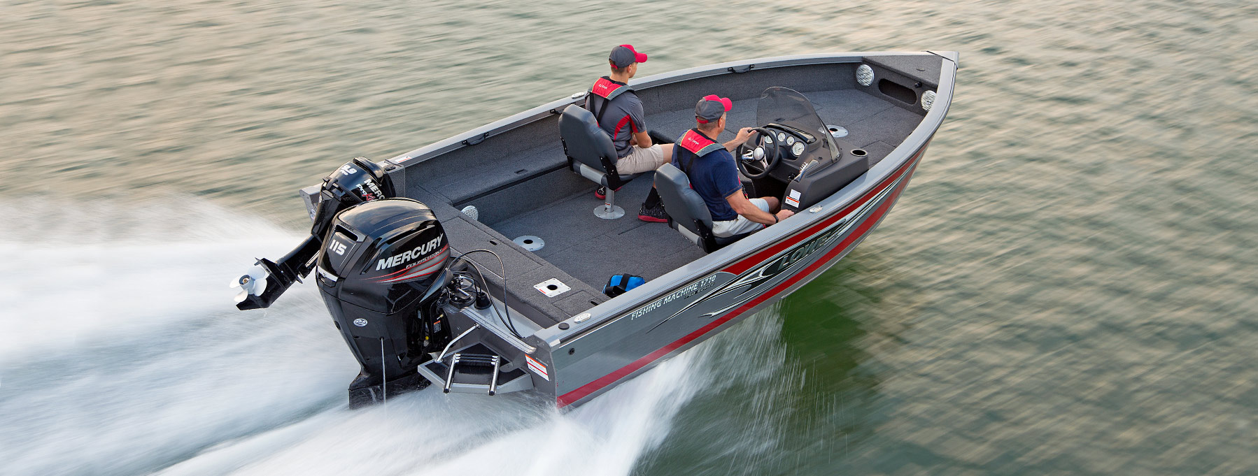 2018 FM 1710 Pro SC: Deep-V, Fish & Sport Aluminum Boats | Lowe Boats