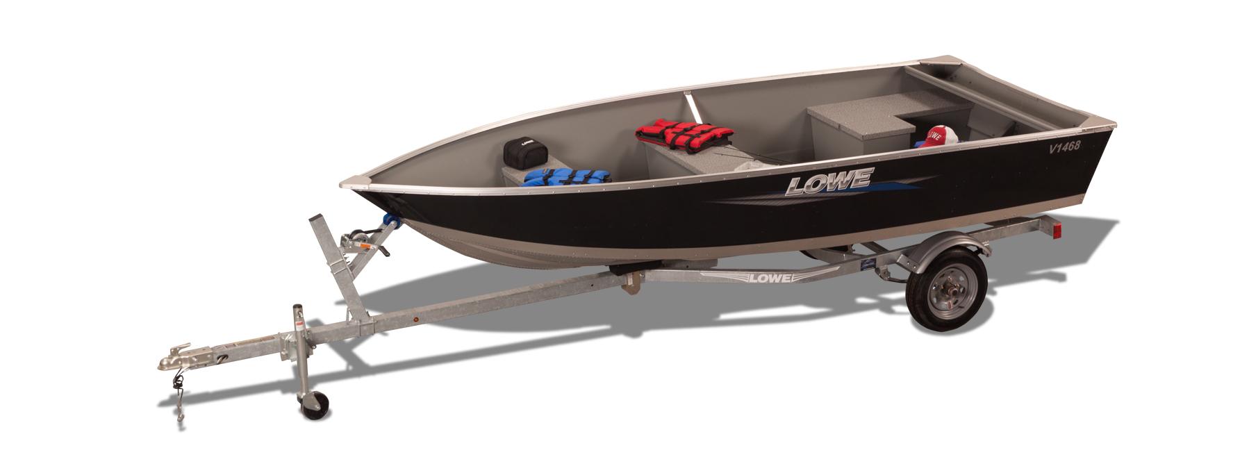 2019 Aluminum Deep V Utility V1468 Boats | Lowe Boats