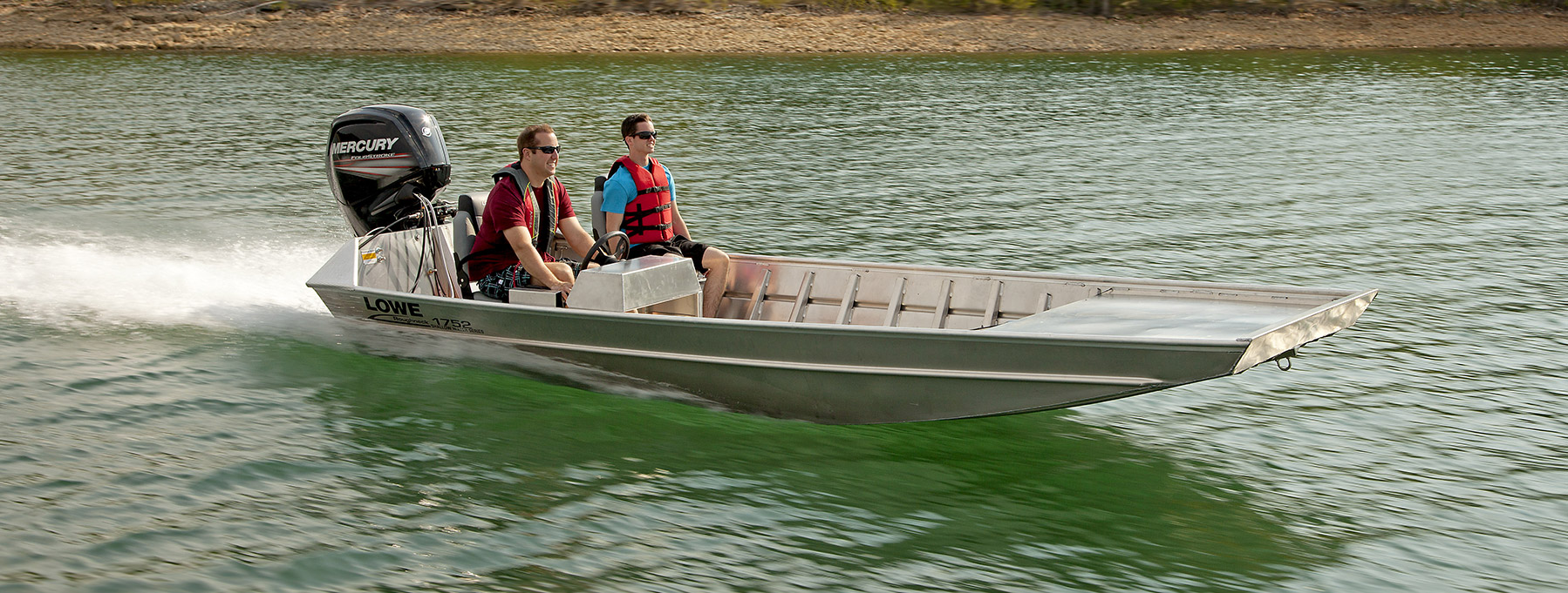 Shallow Water Boat Design 51
