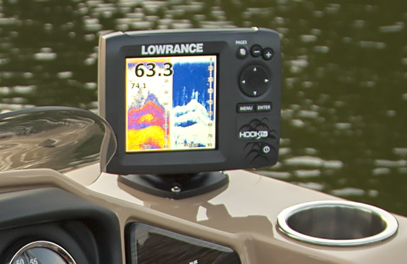 Lowrance Fishfinding Prowess