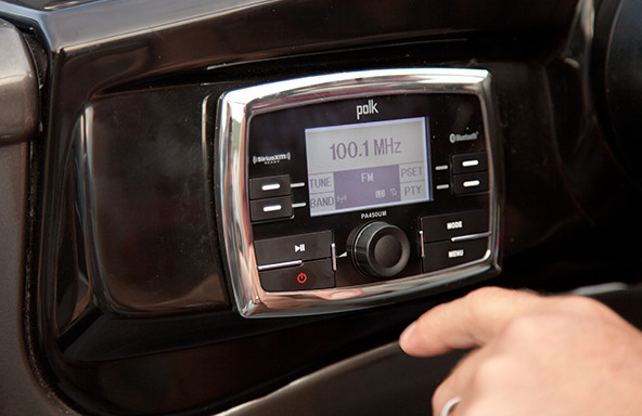 Jenson Bluetooth®Compatible Marine Stereo