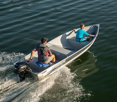 2020 Utility Aluminum Boats - Small Fishing Boats   Lowe Boats