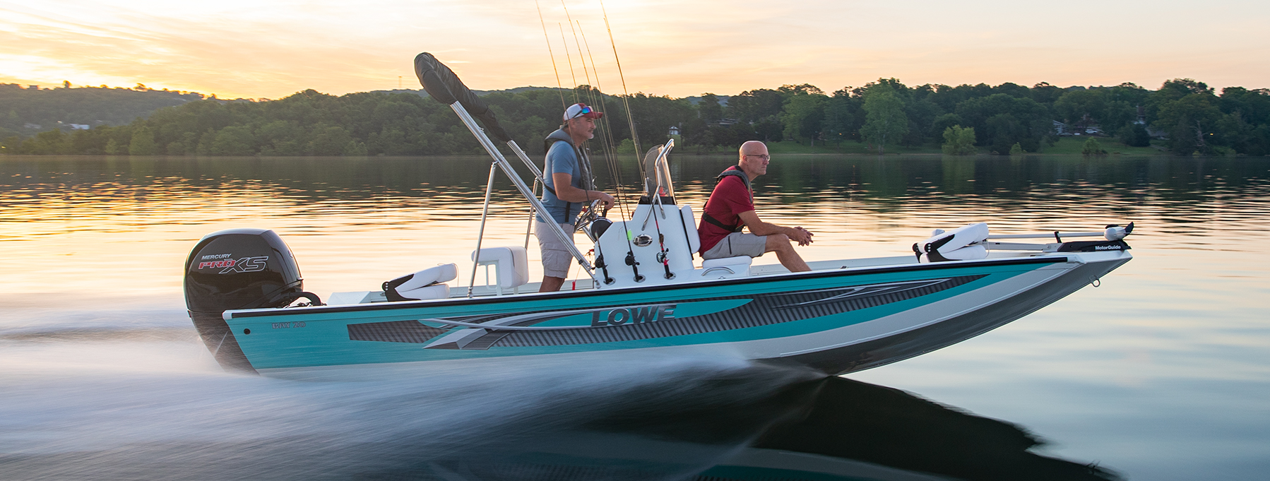 Lowe 2019 Aluminum Center Console Bay Boats