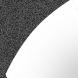 Bright White Exterior - Gray Poly Roughliner Splatter Black Interior Coating