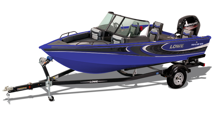 2017 fs 1610 deep v boat the top new fish sport boats for Best fish and ski boats 2017