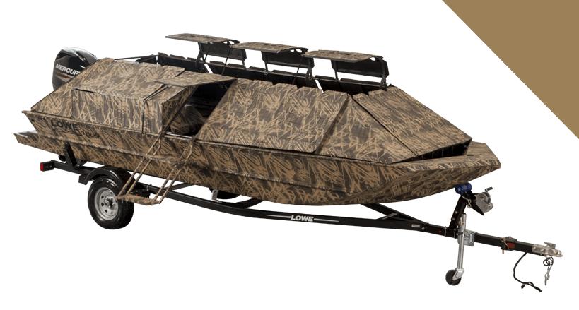 2017 Roughneck 1860 Waterfowl
