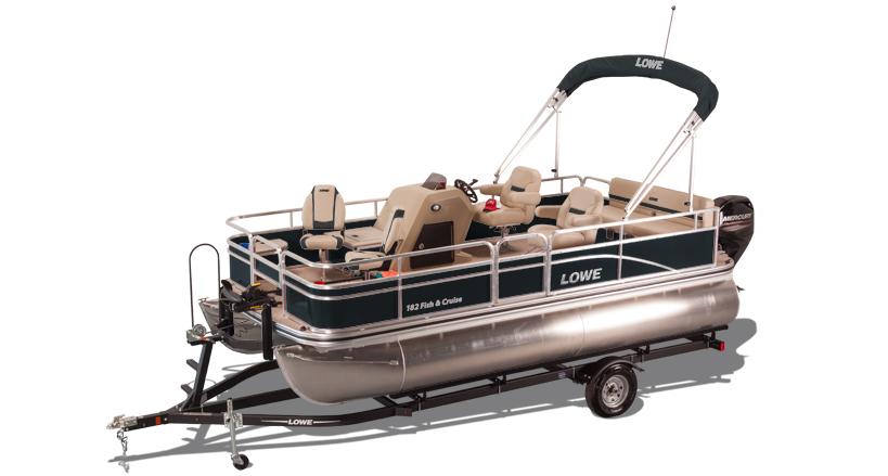 2019 Ultra 182 Fish & Cruise
