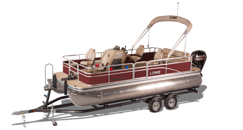 2018 Ultra 202 Fish & Cruise