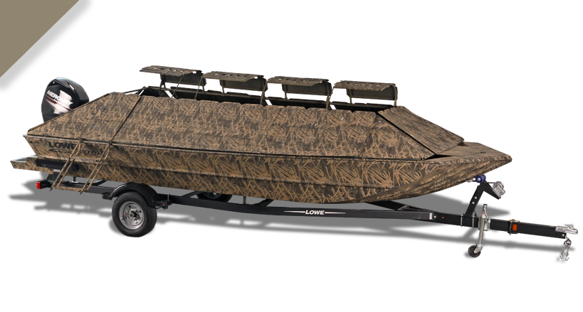2017 Roughneck 2060 Shallow Water