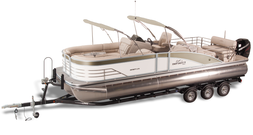 2018 Infinity 270 CL