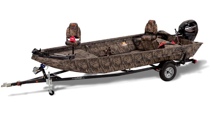 2018 Roughneck 1860 Deluxe Tiller