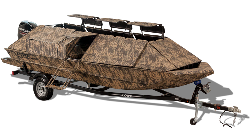 2019 Roughneck 1860 Waterfowl