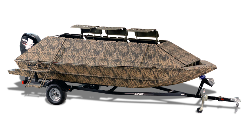2019 Roughneck 1860 Waterfowl Tiller