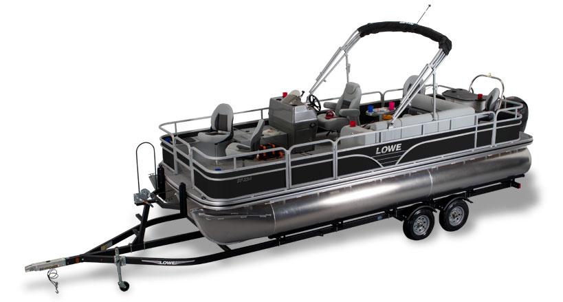 2020 SF Series<br/>Pontoon Boats