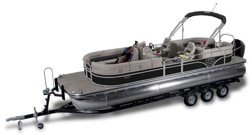 2020 SS Series<br>Pontoon Boat