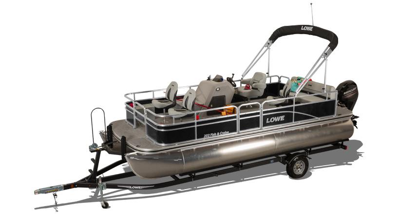 2020 Ultra Series<br/>Pontoon Boats