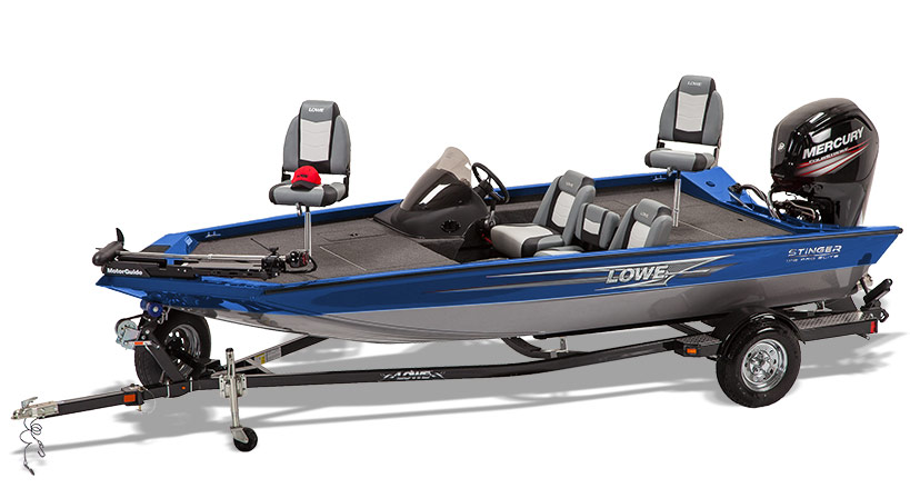 2016 Stinger 170<br>Pro Elite