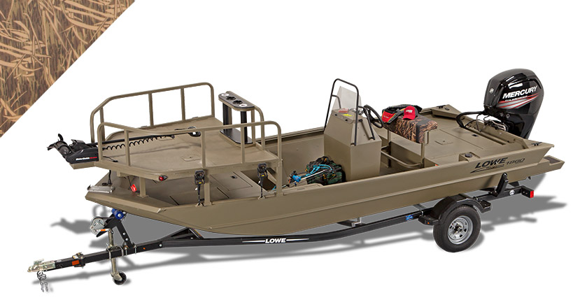2017 roughneck 1860 archer bowfishing and bow fish lowe for Bow fishing platform