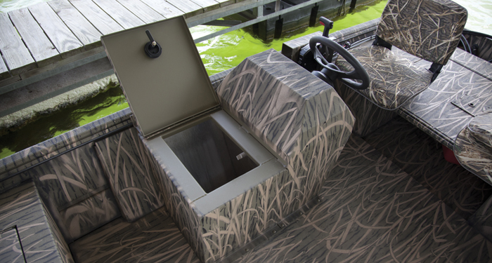 Lowe Boats Roughneck 1650sc Side Console Hunting Jon